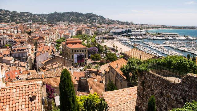 Parenthèse détente à deux pas de Cannes