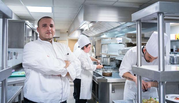 BEST WESTERN PLUS Paris Val de Bievre - NEW chef