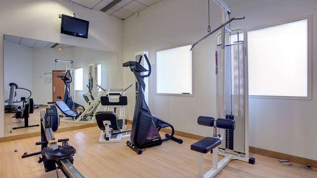 BEST WESTERN PLUS Paris Val de Bievre - NEW fitness