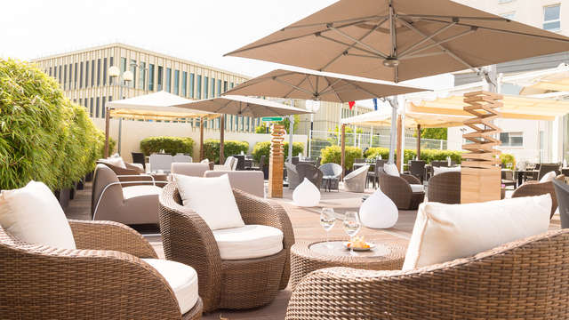 BEST WESTERN PLUS Paris Val de Bievre - Saclay