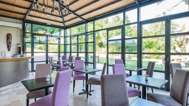 Week-end détente avec dîner au cœur des châteaux de la Loire