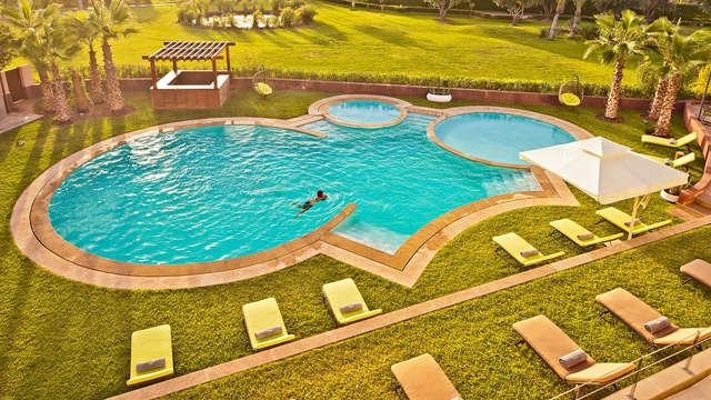 Relax en un paraíso de 5* cerca de Marrakech