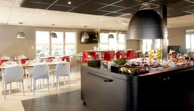 Campanile Marseille St-Antoine - buffet