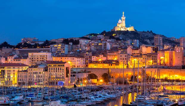 A pochi passi da Marsiglia con una deliziosa cena