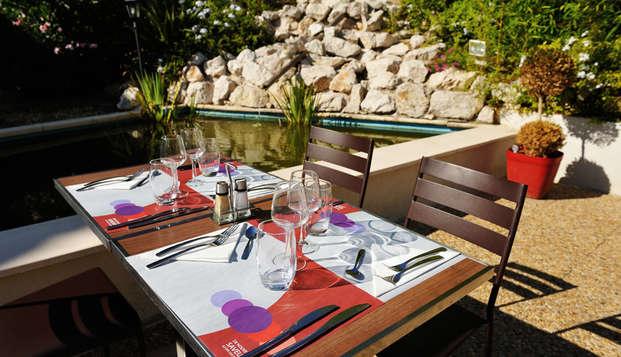 Campanile Marseille St-Antoine - restauranterrace