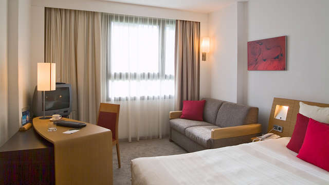 Novotel Brussels Airport