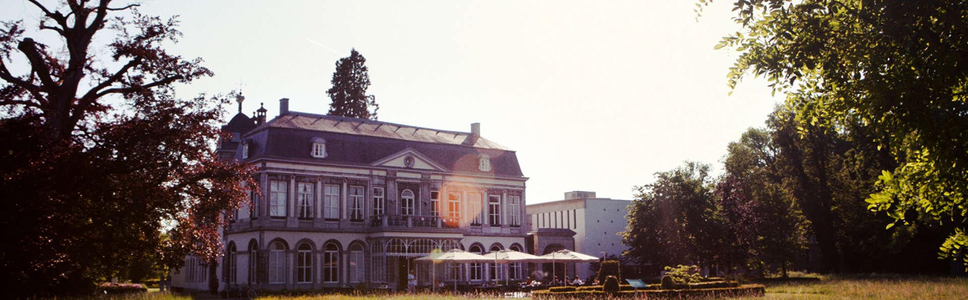 Séjournez à la périphérie de Maastricht et profitez d'un délicieux dîner (à partir de 2 nuits)