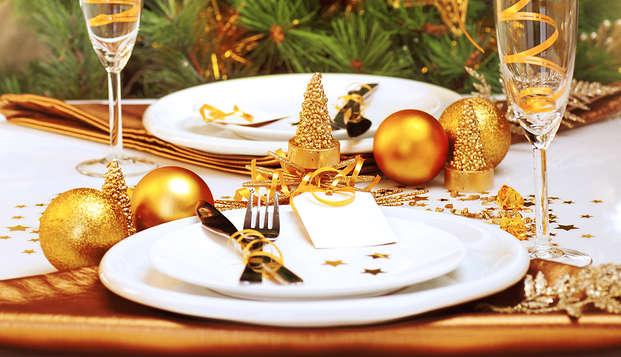 Magique réveillon de Noël au coeur de la forêt de Soignes