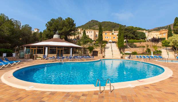 Escapada relax con Spa en un hotel con vistas panorámicas en la Manga del Mar Menor