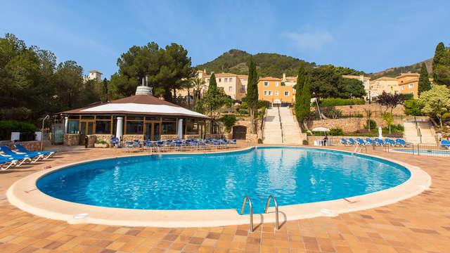 Escapada relax con Spa en un hotel con vistas panorámicas en la Manga del Mar Menor (desde 2 noches)