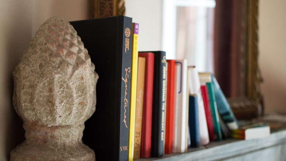 Hôtel Artea Aix Centre - edit_new_bibliotheque.jpg