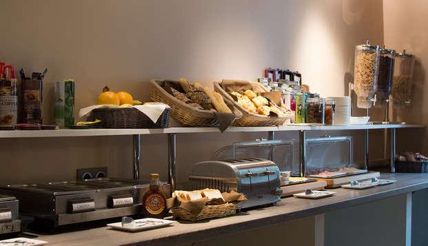Hotel Artea Aix Centre - new salle-PDJ