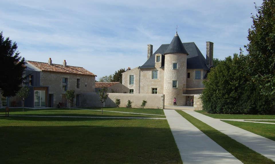 Domaine du Normandoux, The Originals Relais (Relais du Silence) - Normandoux_le_manoir.JPG
