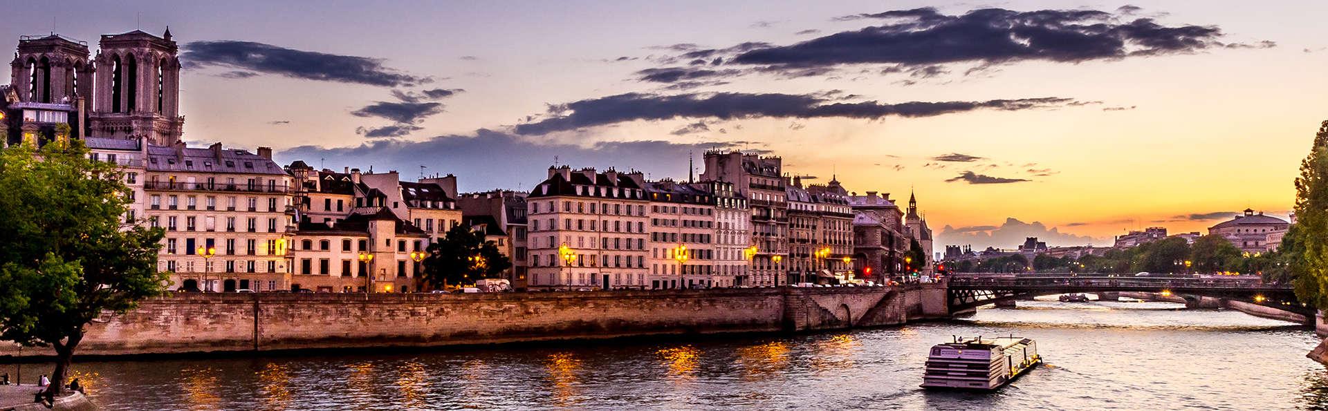 Séjour dans un hôtel design et croisière sur la Seine