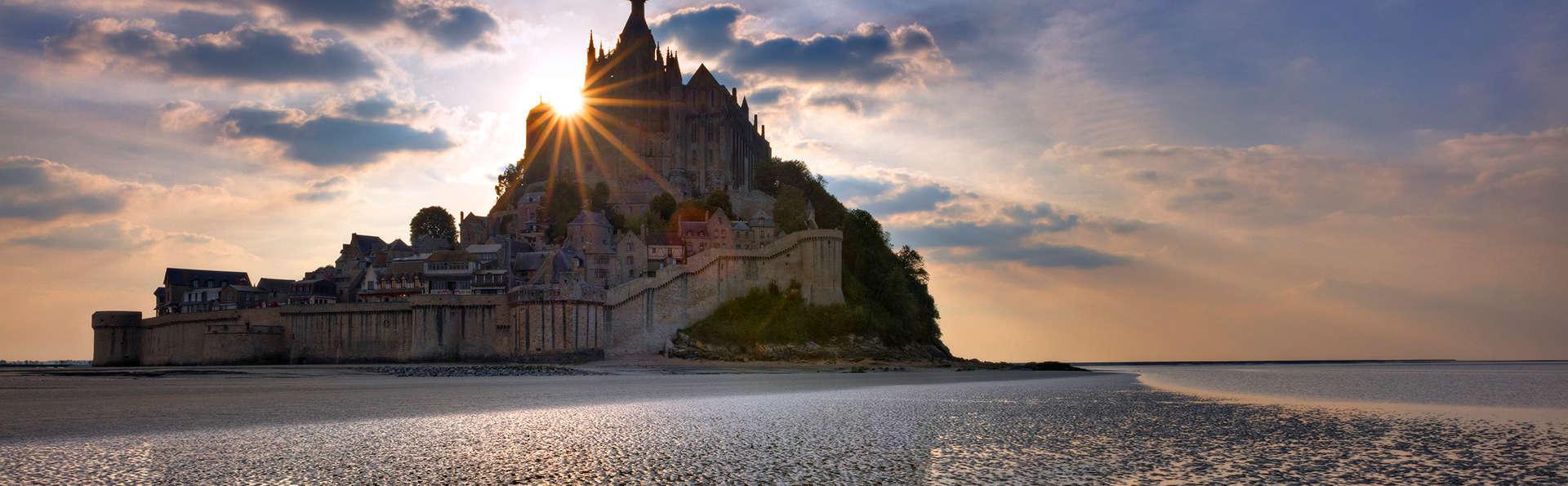 Découverte du Mont-Saint-Michel (à partir de 2 nuits)
