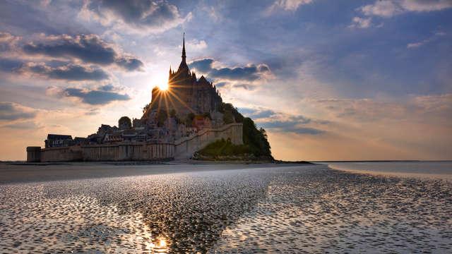 Descubre el Mont-Saint-Michel (desde 2 noches)