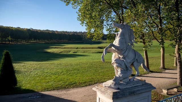 ¡Visita a Versalles con toda tranquilidad! Escapada con entrada al palacio (Abono 2 días)