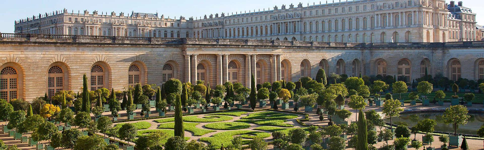 Séjour détente et découverte avec entrée au Château de Versailles (à partir de 2 nuits)