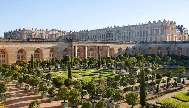 Week-end découverte du Château de Versailles (Pass 1 jour)