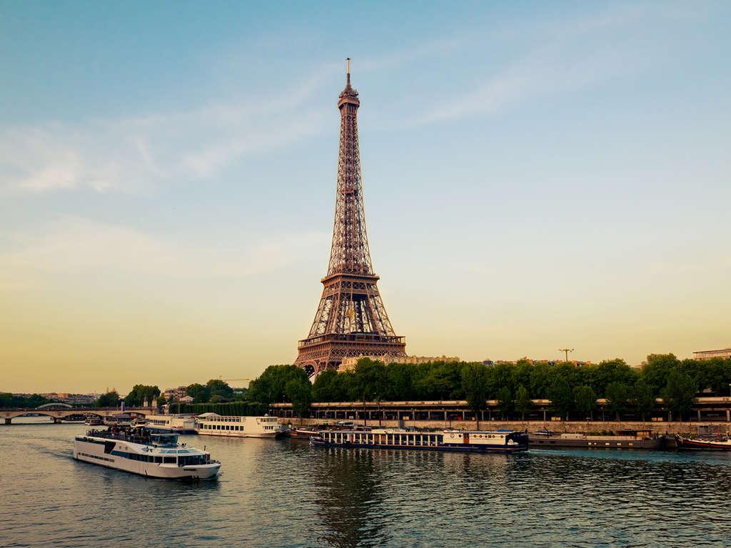 Escapade parisienne avec croisière sur la Seine 4* - 1