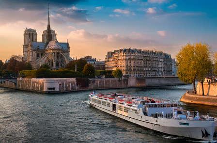 Dcouverte De Paris En Croisire Et Sjour Aux Portes La Capitale