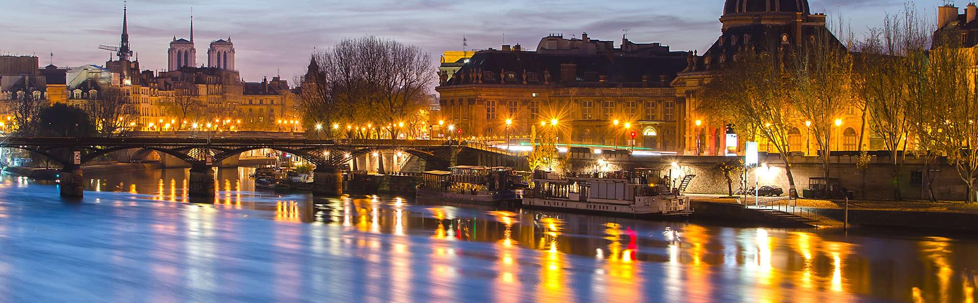 Balade sur la Seine à la découverte de Paris !