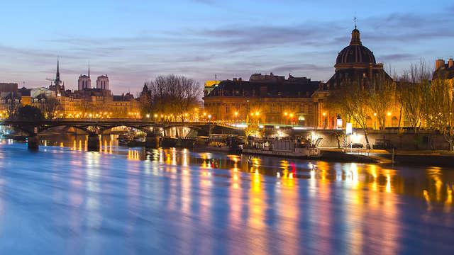 Promenade en croisière sur la Seine à la découverte de Paris !