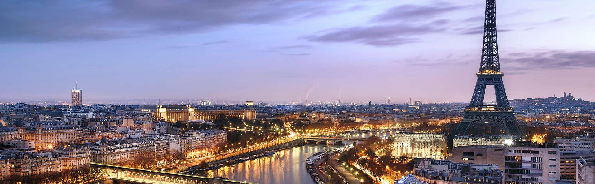 Découverte de Paris au fil de l'eau