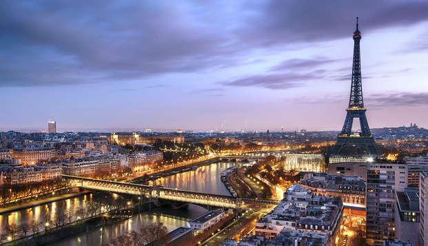 ¡Déjate llevar por el Sena y descubre París!