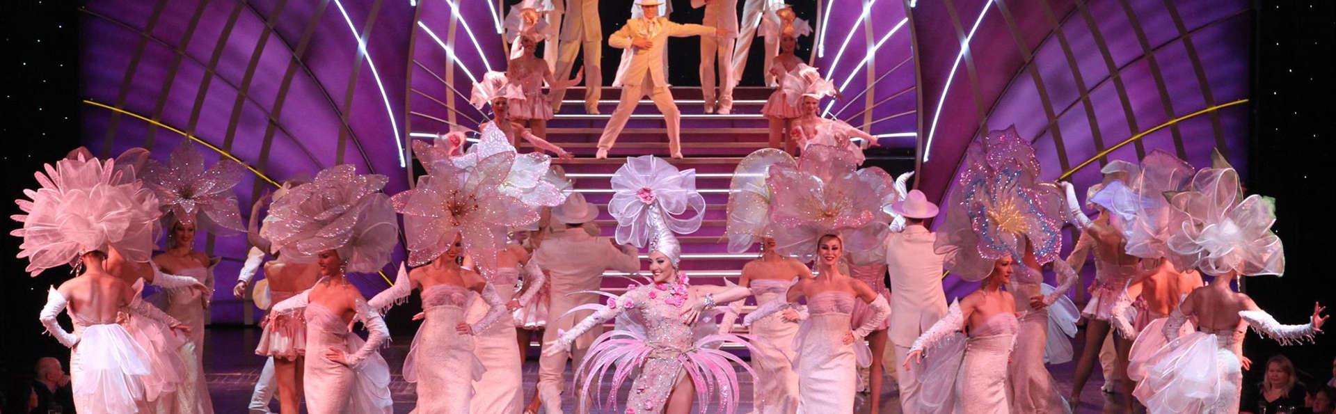 Séjour détente et féerique avec spectacle au Lido de Paris