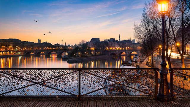 ¡Pasa un verano en Montmartre y disfruta de un crucero en el Sena!