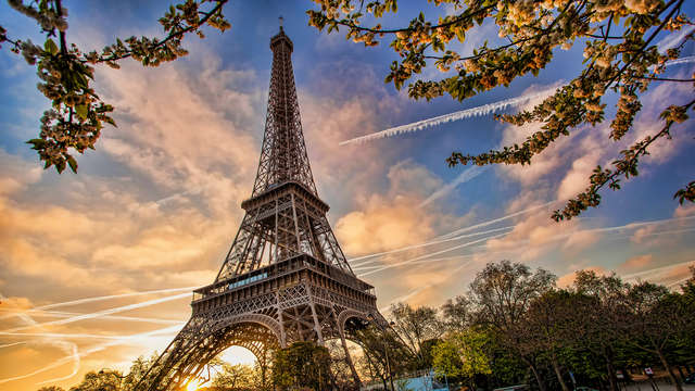 Séjour à Paris et découverte des coulisses de la Tour Eiffel !
