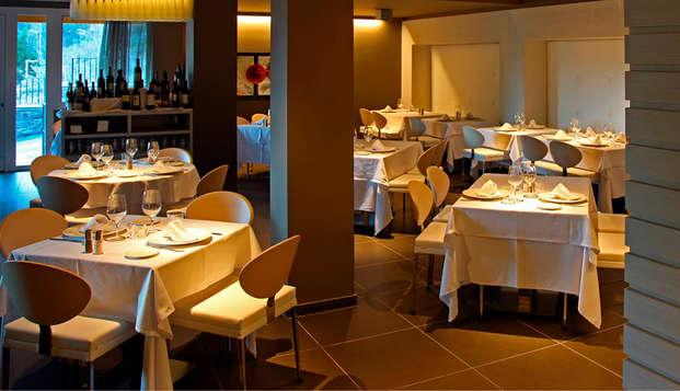 Escapada en media pensión en un hotel de diseño en Andorra