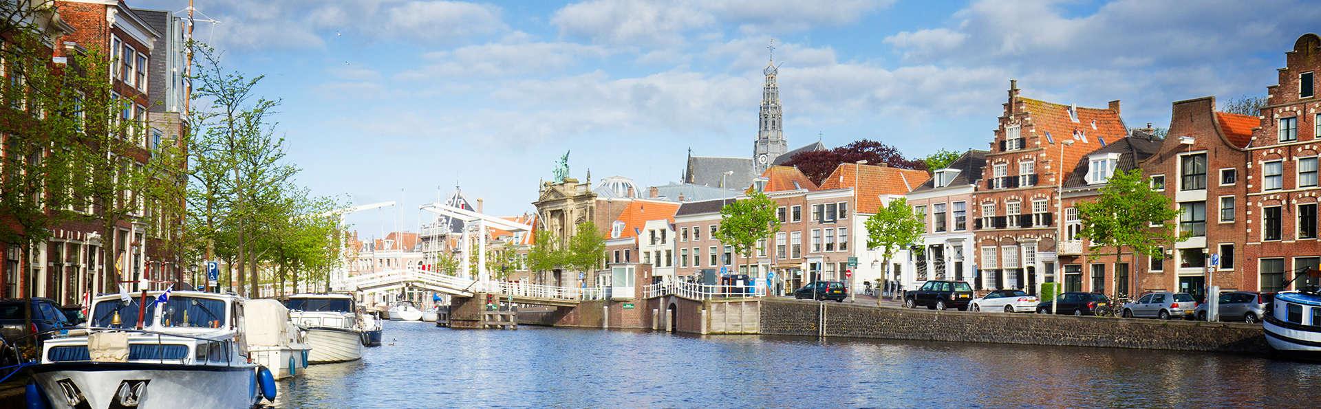 Découvrez les lieux uniques d'Haarlem lors de ce fantastique city-trip