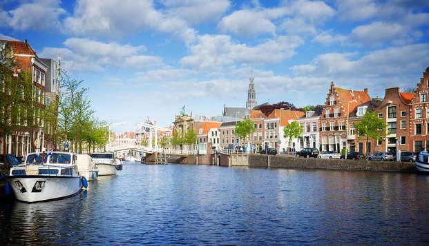 Plage ou ville, depuis le centre de Haarlem, tout est possible !