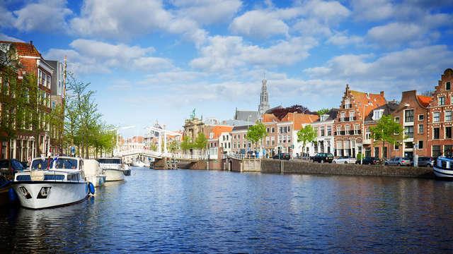 Strand en stad, vanuit het centrale Haarlem kan het allemaal!