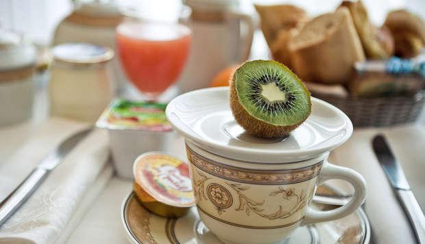 Hotel Sun Riviera - breakfast