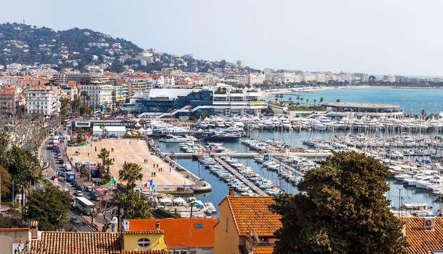 Week end all'insegna della scoperta a Cannes