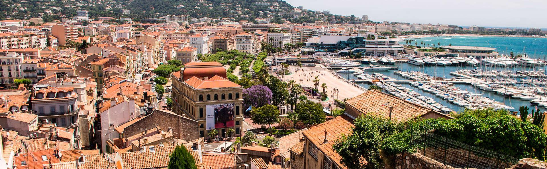 Week-end privilège à Cannes