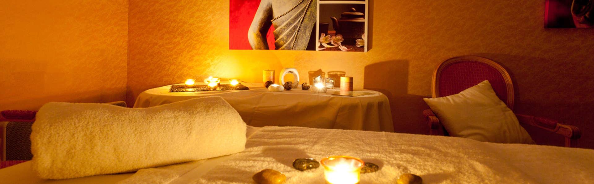 Disfruta de una escapada de bienestar con masaje en Cannes