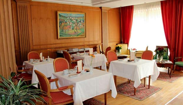 Hotel Sun Riviera - restaurant