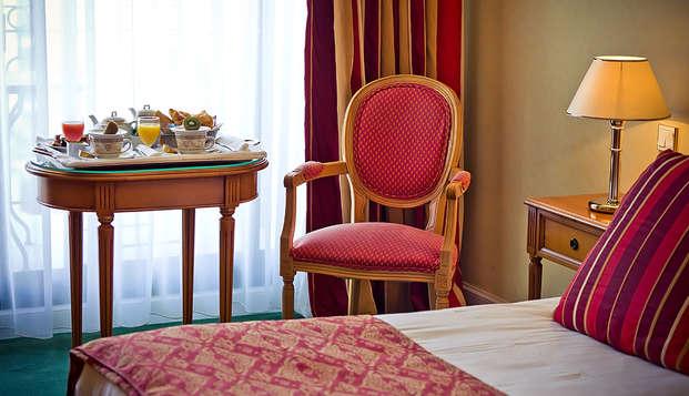 Hotel Sun Riviera - double privilege