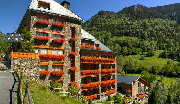 Escápate en pareja a un hotel con vistas bucólicas en plena montaña de Andorra