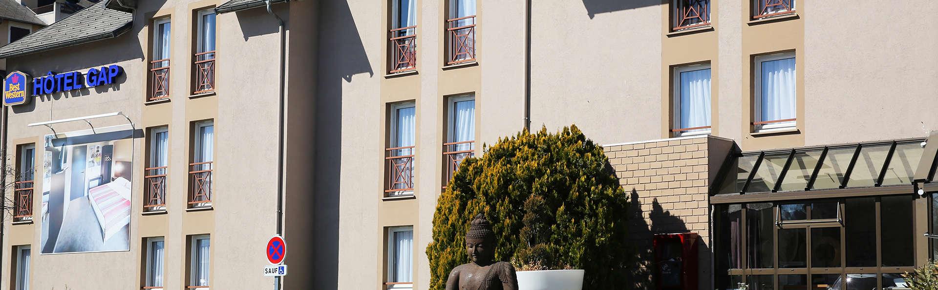 BEST WESTERN Hôtel Gap - edit_front2.jpg