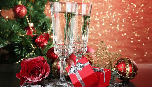 Esccapada especial Nochevieja con cena de gala, brindis de año nuevo y resopón en Nelas