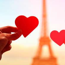 Week-end pour les amoureux !