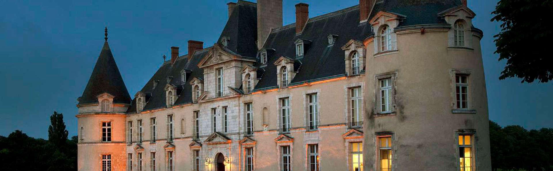 Vie de château en chambre deluxe à une heure de Paris