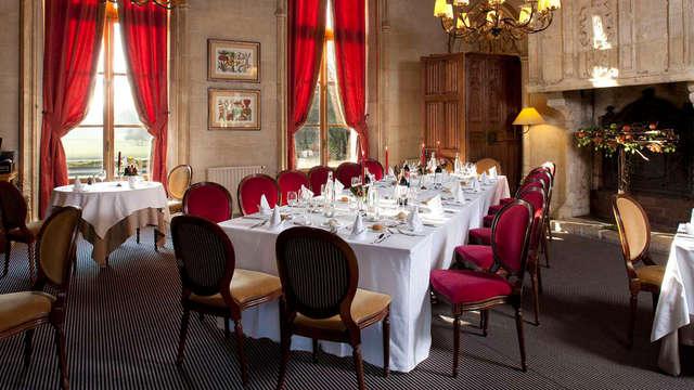 Luxe, détente et gastronomie à 1H de Paris (à partir de 2 nuits)