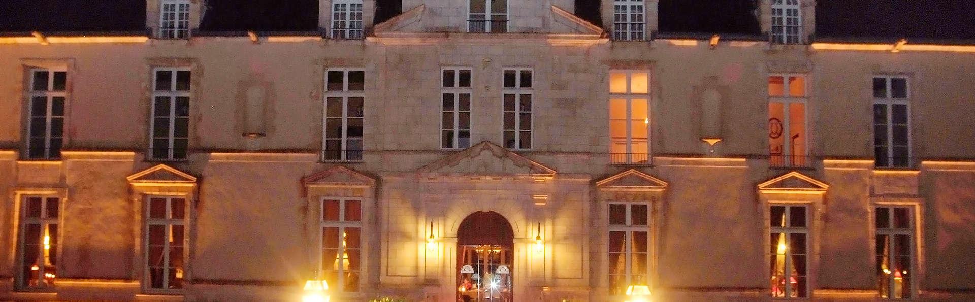 Relaxation et gastronomie à une heure de Paris