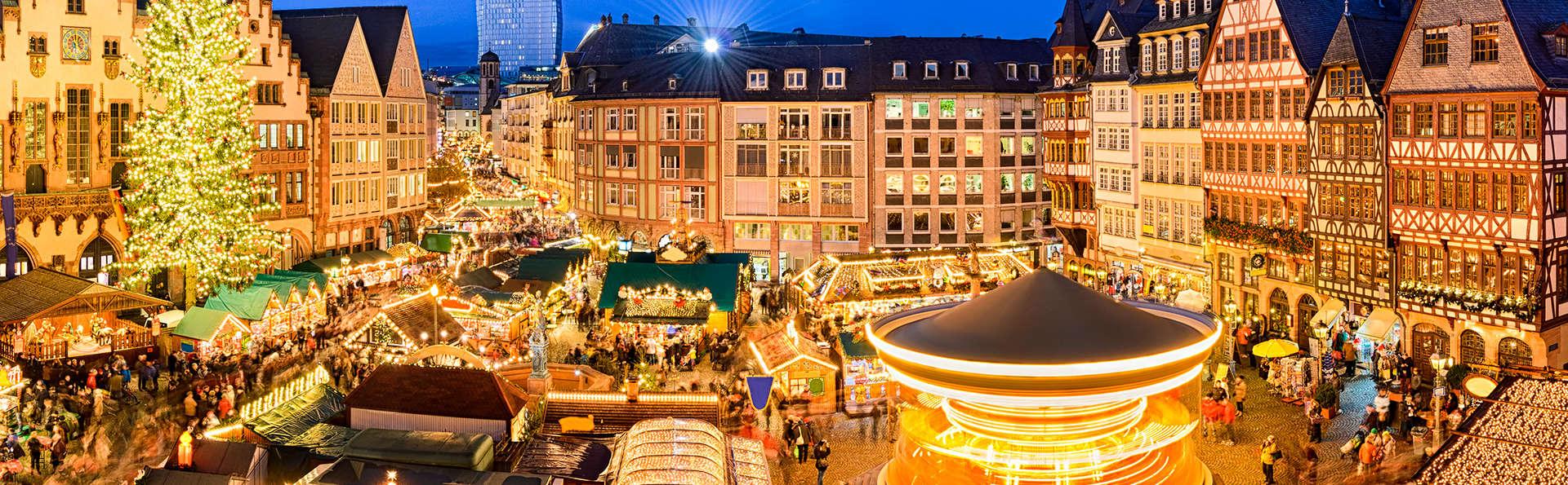leukste kerstmarkten weekend frankfurt met 1 diner 3 gangen voor 2 volwassenen vanaf 198. Black Bedroom Furniture Sets. Home Design Ideas